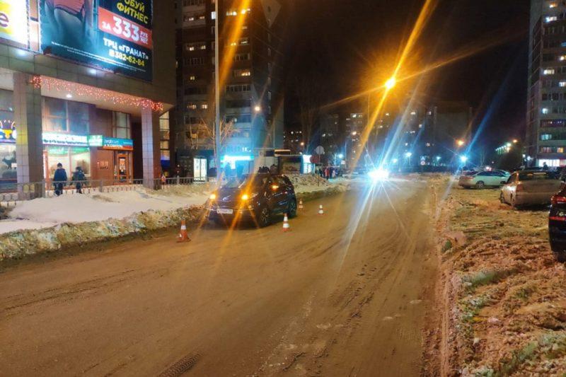 В Екатеринбурге нетрезвый водитель KIA сбил 11-летнего мальчика