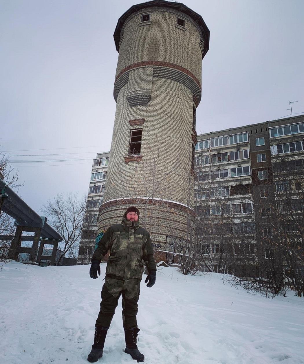В Екатеринбурге нашли хранителя для башни на ЖБИ