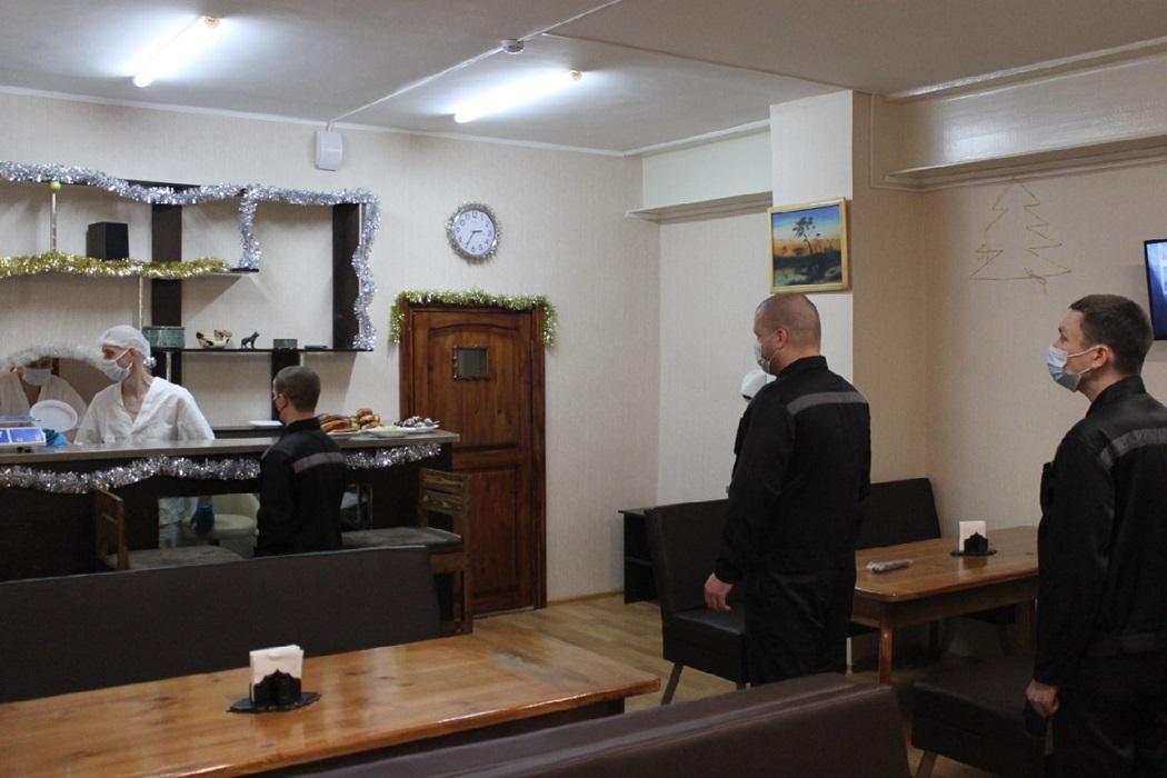 В Екатеринбурге открыли кафе для заключённых