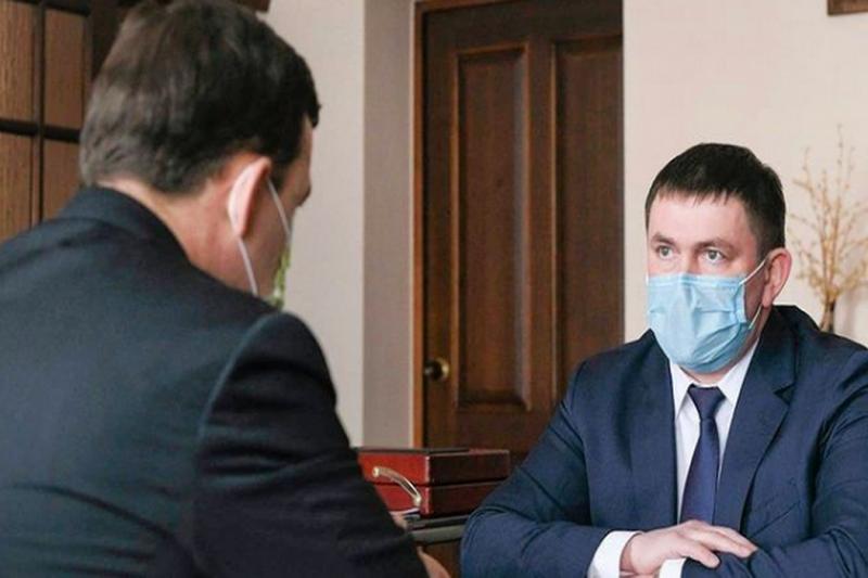 Мэр Каменска-Уральского станет заместителем свердловского губернатора