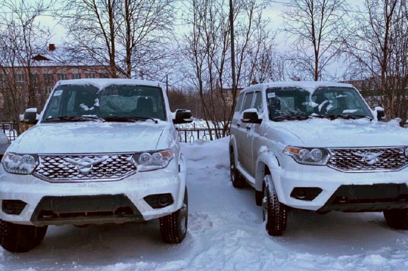 На Ямал поступило семь автомобилей для служб амбулаторной помощи