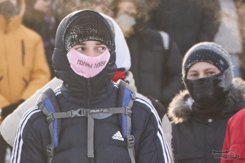 navalnyy nesanktsianirovannaya aktsiya shestvie miting omon rosgvardiya ekaterinburg 48