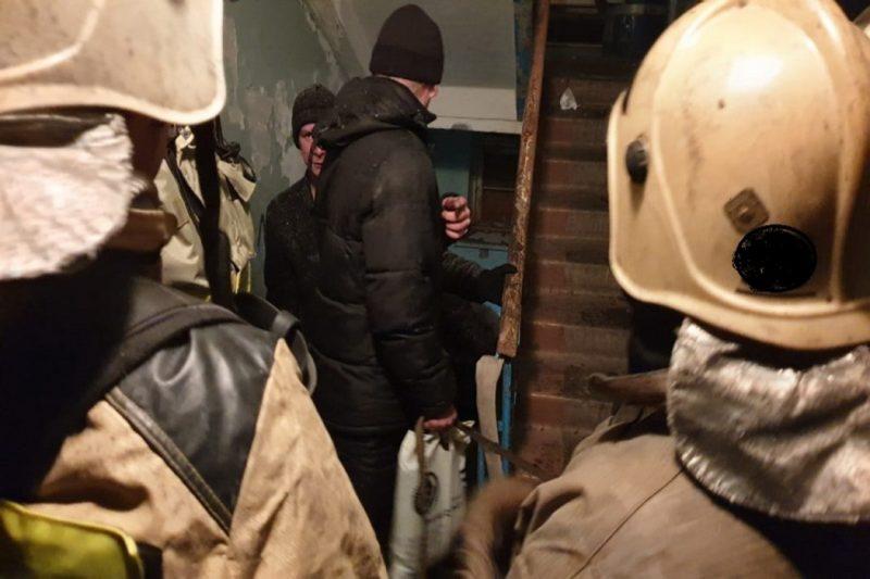 За ночь в Екатеринбурге произошло три пожара