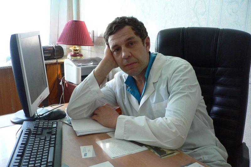Борисов Дмитрий Львович, заведующий операционным блоком хирургии ГКБ №8