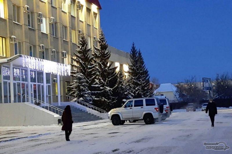 СКР проводит выемку документов в Администрации Шадринска