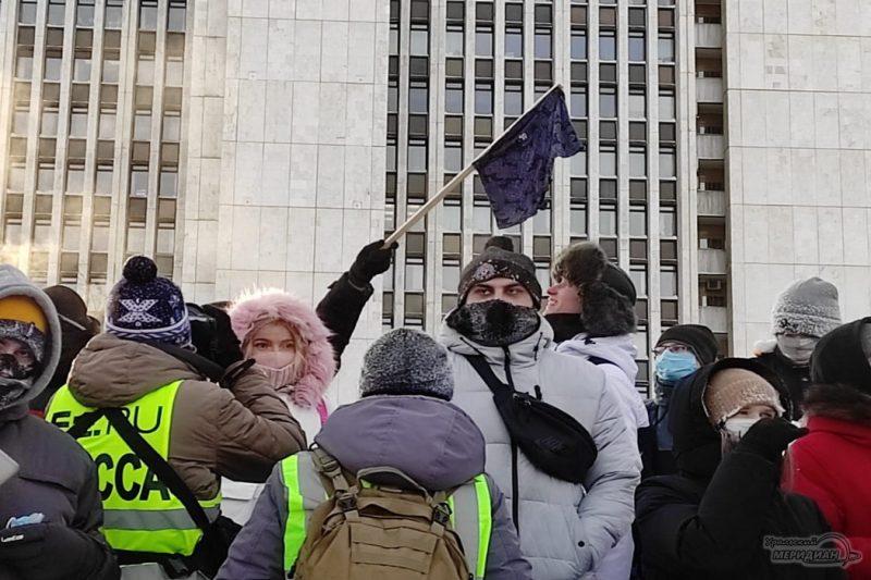 shestvie za navalnogo 23 yanvarya ekaterinburg  5