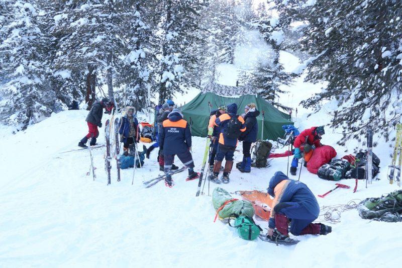 Туристка из Екатеринбурга погибла в лыжном походе в Красноярском крае