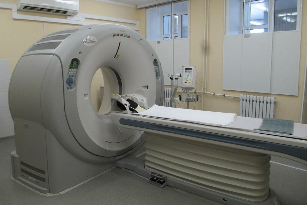 Правительство Курганской области купило компьютерный томограф