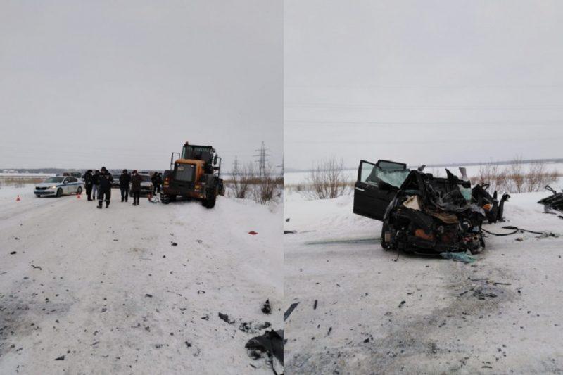В Ханты-Мансийске в ДТП со снегоуборщиком погиб мужчина