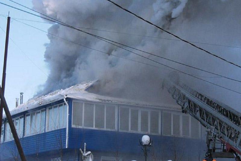 В Ноябрьске при пожаре в частном доме пострадала женщина 1