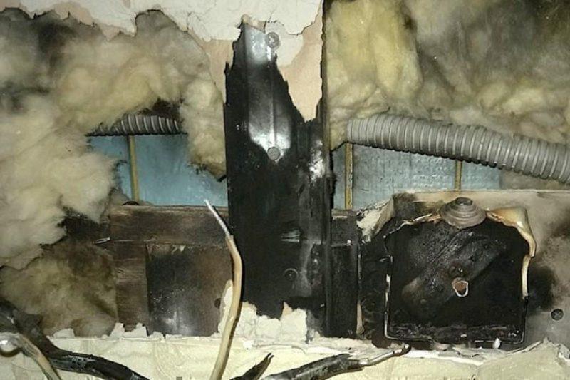 В Ноябрьске жилой дом чуть не вспыхнул из-за проблем с электричеством 1