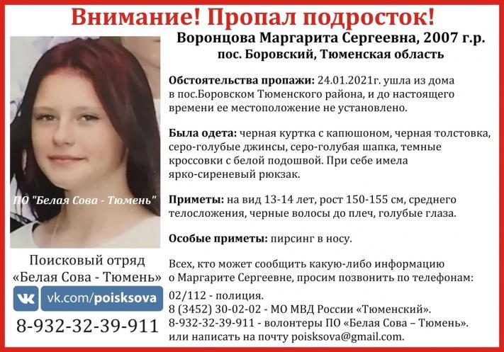 В Тюменской области потерялись четверо подростков 1