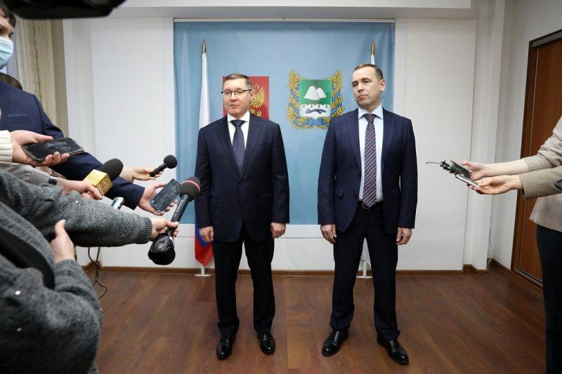 Якушев + Шумков
