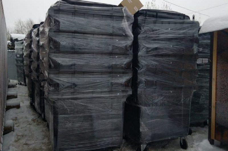За год в Югре установили более 7 тысяч новых контейнеров