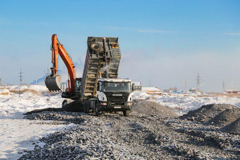 В «Титановой долине» начали строить завод по производству колёс