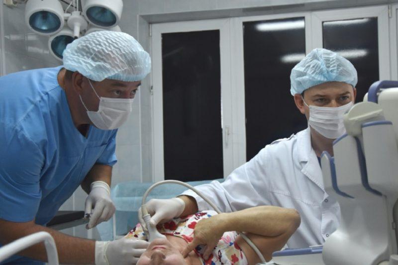 В 2020 году к Тюменским профильным врачам обратились более 25 000 жителей
