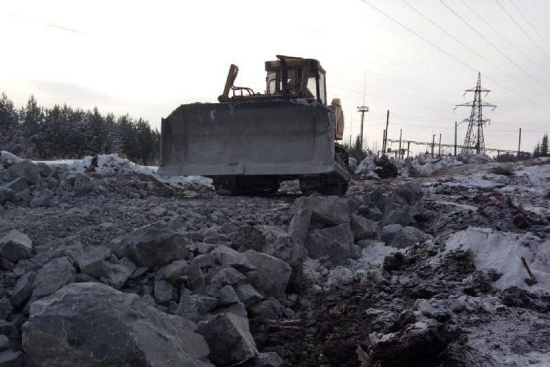 В Нижнем Тагиле возобновили расчистку Черноисточинского водохранилища