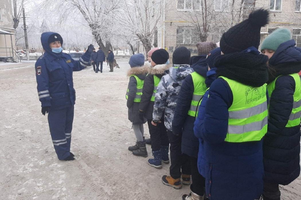 Дети + ГИБДД + улица