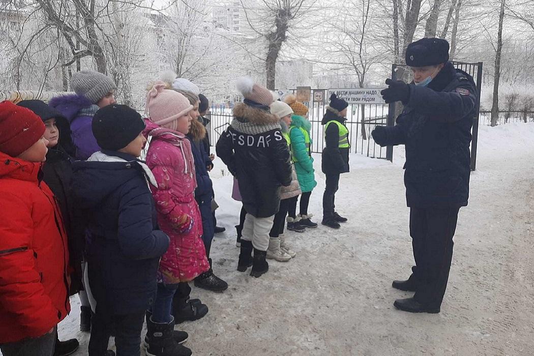 Дети + улица + ГИБДД