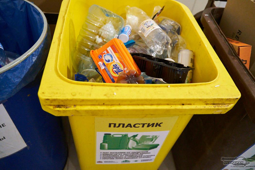 Более 1,5 тысячи контейнеров для раздельного сбора ТКО установлено в Нижневартовском районе