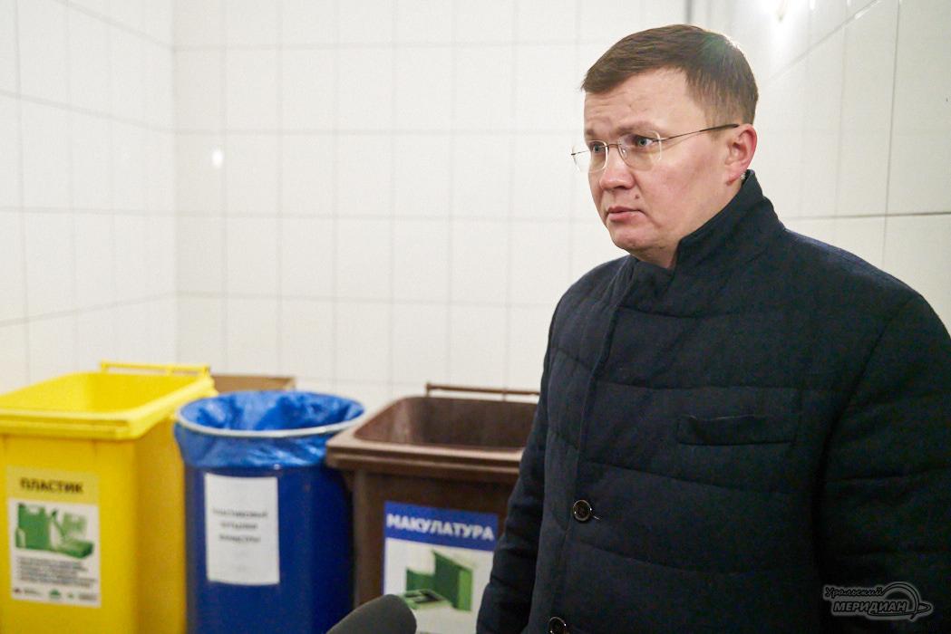 Более 100 домов в Екатеринбурге перешли на раздельный сбор ТКО