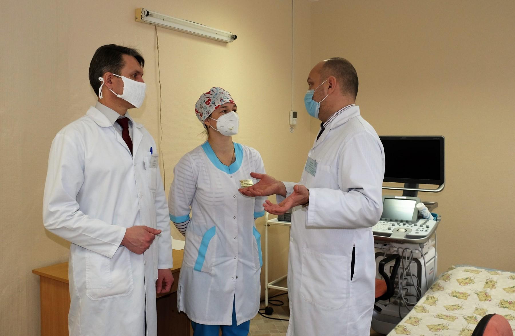 Голышмановский онкоцентр оказал помощь тюменцам более 2 тысяч раз 1