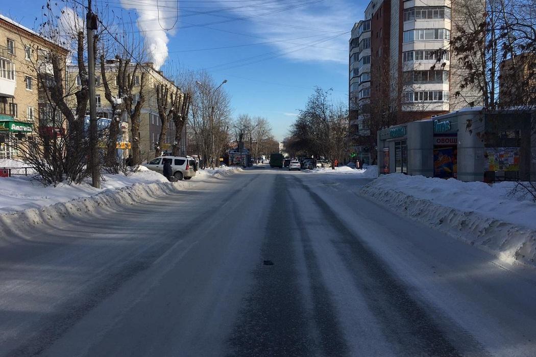 В Екатеринбурге в ДТП на Военной пострадал 17-летний студент