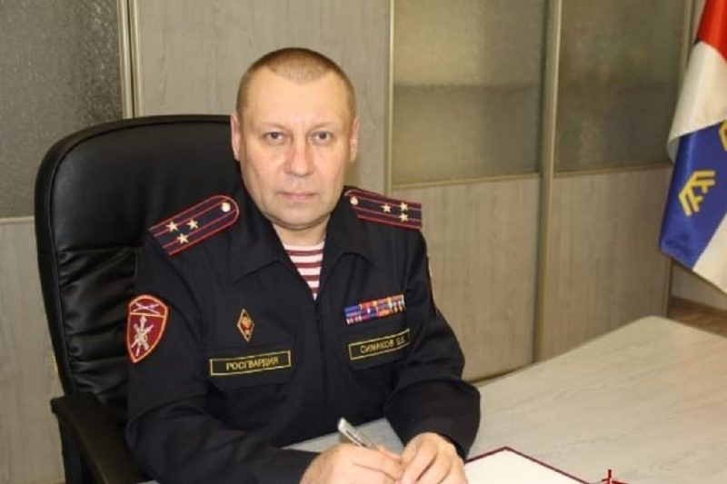 Начальник тюменской Росгвардии занял высокую должность в Югре