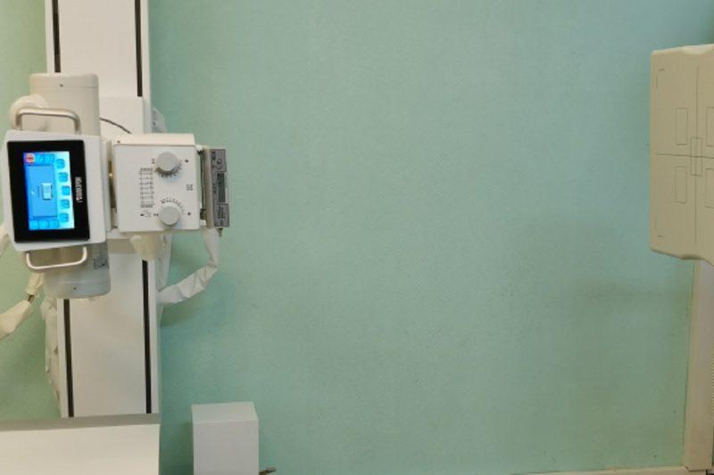 Новый рентгенологический комплекс поступил в больницу Игрима