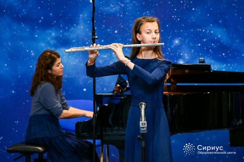 13-летняя ученица челябинской школы искусств прошла в оркестр Башмета