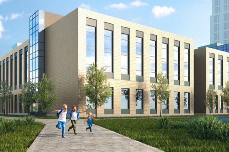Первую в Екатеринбурге пятиэтажную школу построят в Академическом
