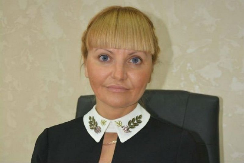 Свердловская полиция разыскивает осужденную Елену Гончарову