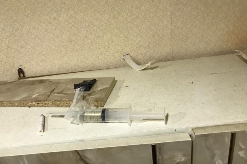 В Нижнем Тагиле полицейские ликвидировали наркопритон