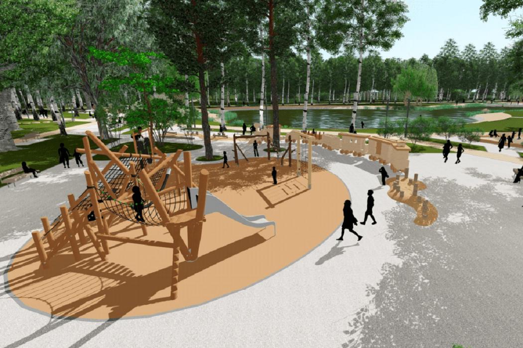Екатеринбуржцы определят концепцию парка имени 50-летия ВЛКСМ