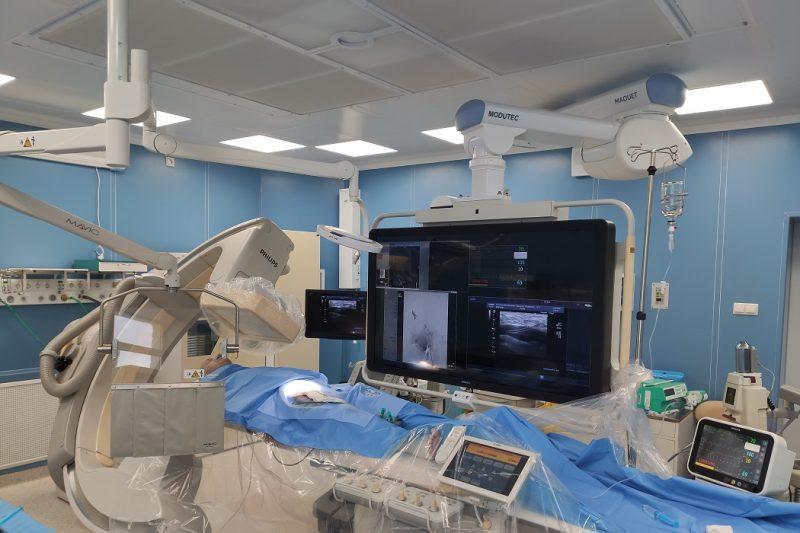 Тюменке с раком поджелудочной железы провели инновационную операцию