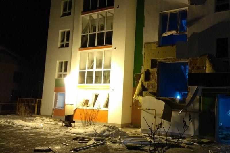 Тюменского предпринимателя отправили в колонию за взрыв газа в жилом доме