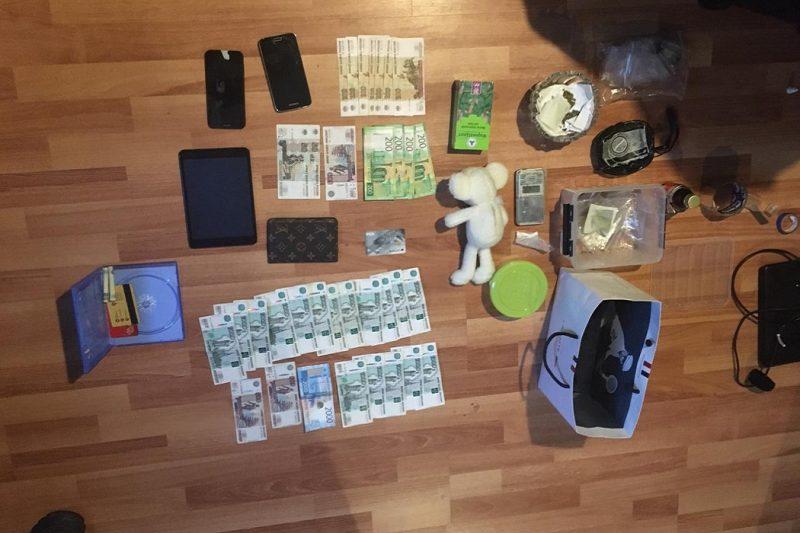 В Екатеринбурге у автослесаря изъяли свыше 7 граммов наркотиков