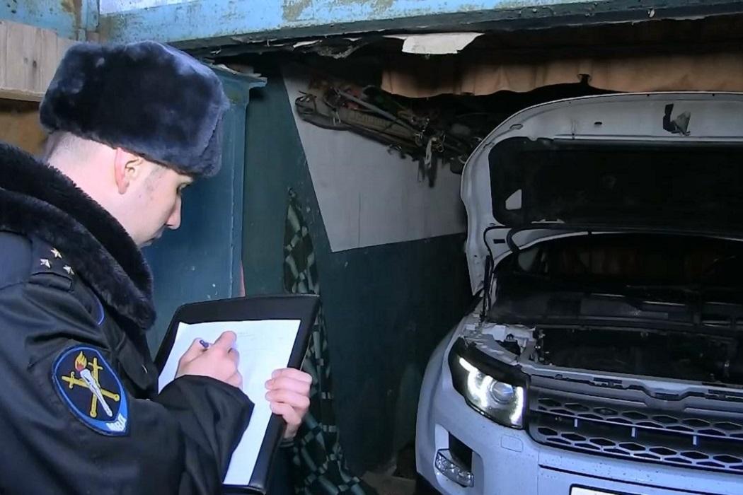 В Екатеринбурге осужден 26-летний угонщик иномарок
