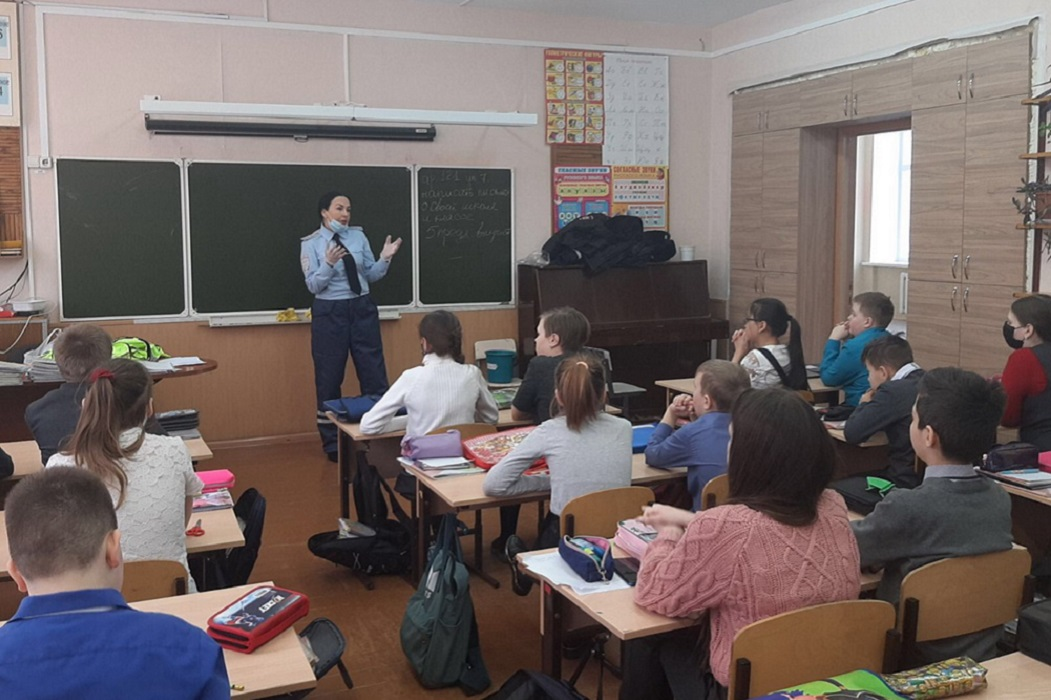Урок + школа + дети + ГИБДД