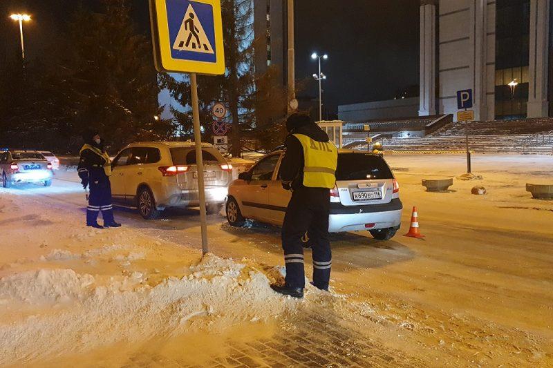 В ДТП на улице Бориса Ельцина пострадала 10-летняя девочка