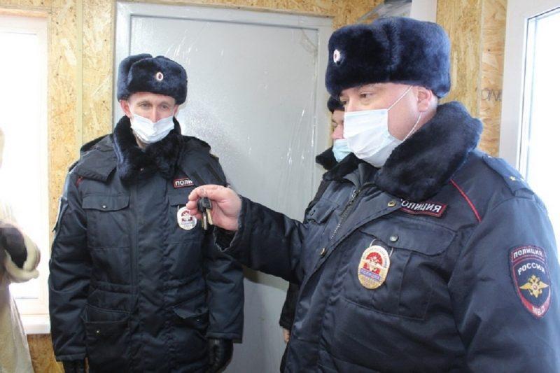 в парке Народный появился пункт полиции