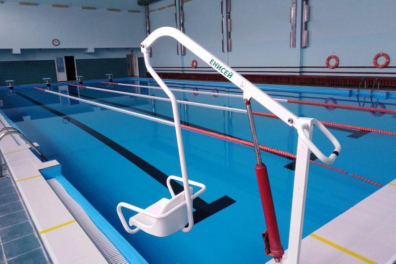 В Тюменской области после реконструкции в ДЮСШ Спринт откроется бассейн