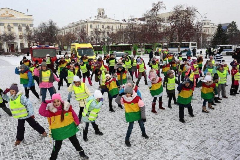 В Тюменской области впервые пройдёт онлайн-марафон ЮИД