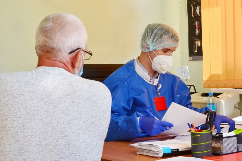 Врачи окружного кардиодиспансера спасли жителя Мегиона с инфарктом 1