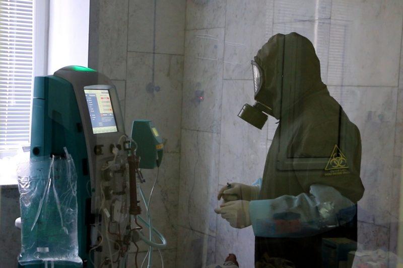 Врачи Тюмени спасли пациента с острой почечной недостаточностью