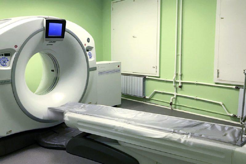 В больнице Лабытнанги заработал новый томограф
