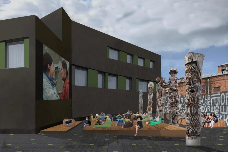 Музей ИЗО откроет в Екатеринбурге лекторий под открытым небом