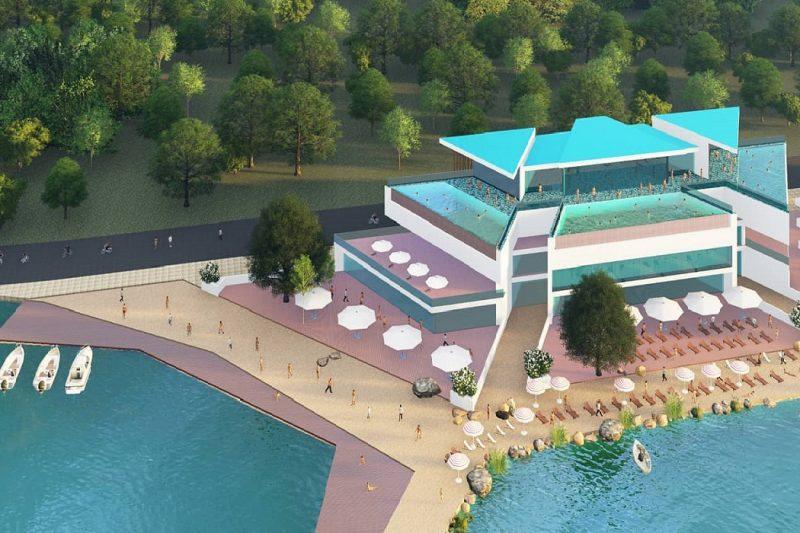 На Шарташе в Екатеринбурге построят термальный комплекс «Баден-Баден»