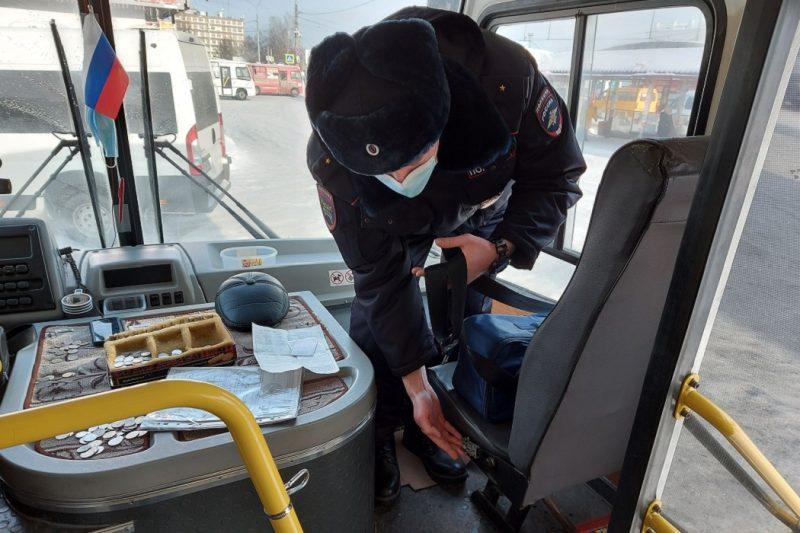 В Нижнем Тагиле за три дня выявили 84 нарушения ПДД водителями автобусов