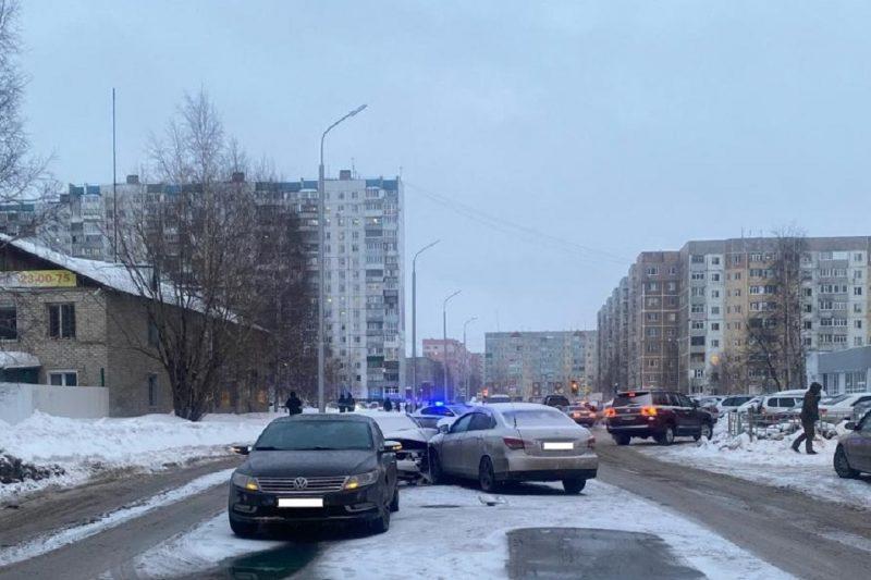 Две женщины пострадали в ДТП в Нижневартовске